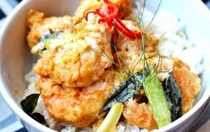 Yuk, Cicip <i>Rice Bowl</i> Ayam dan Dory Saus Telur Asin di 5 Tempat Ini