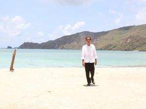 Foto: Napak Tilas Jokowi Keliling Nusantara di Tahun 2017