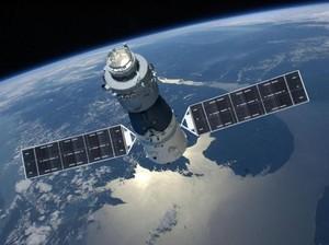 Stasiun Luar Angkasa China Diprediksi Menghantam Bumi