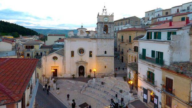 Kota Candela di Italia