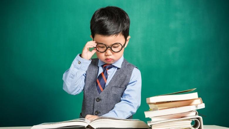 Apakah Anak Kita Genius? Cek di Sini Tanda-tandanya/ Foto: Thinkstock