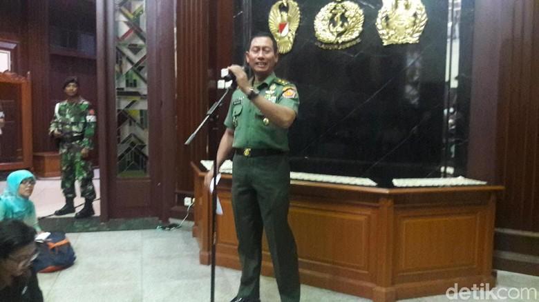 TNI: Panglima dan Delegasi Sudah Urus Visa, Tak Ada Masalah