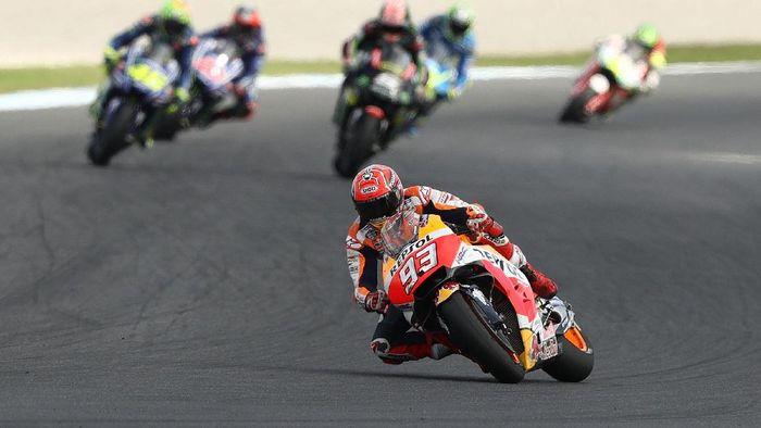 MotoGP akan digelar di Indonesia per musim 2021. (Foto: Robert Cianflone/Getty Images)
