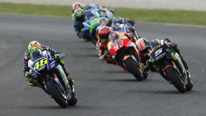 MotoGP Indonesia akan digelar pada 2021. (Foto: Getty Images)