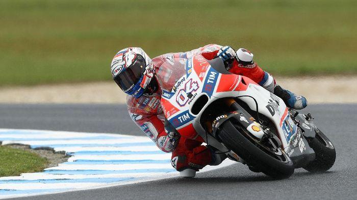 Pebalap tim Ducati, Andrea Dovizioso (Foto: Robert Cianflone/Getty Images Sport)