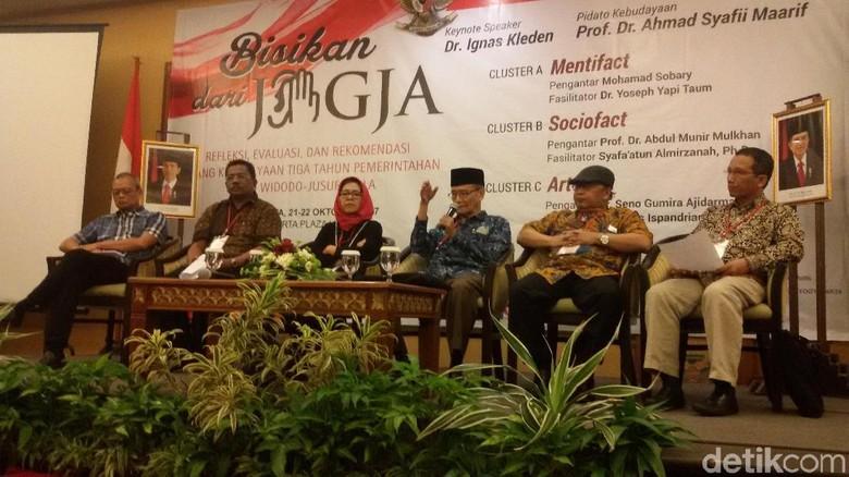 Bisikan dari Jogja untuk Jokowi: Kampus Terpapar Doktrin Radikal