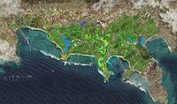 Rencana pembangunan wilayah Mandalika (ITDC)