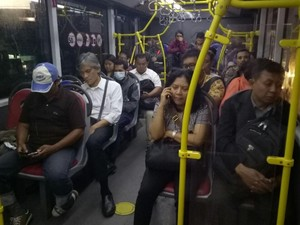 Menjajal TransJ Ekspres Lewat Jalan Layang, Monas-Ragunan 1,5 Jam