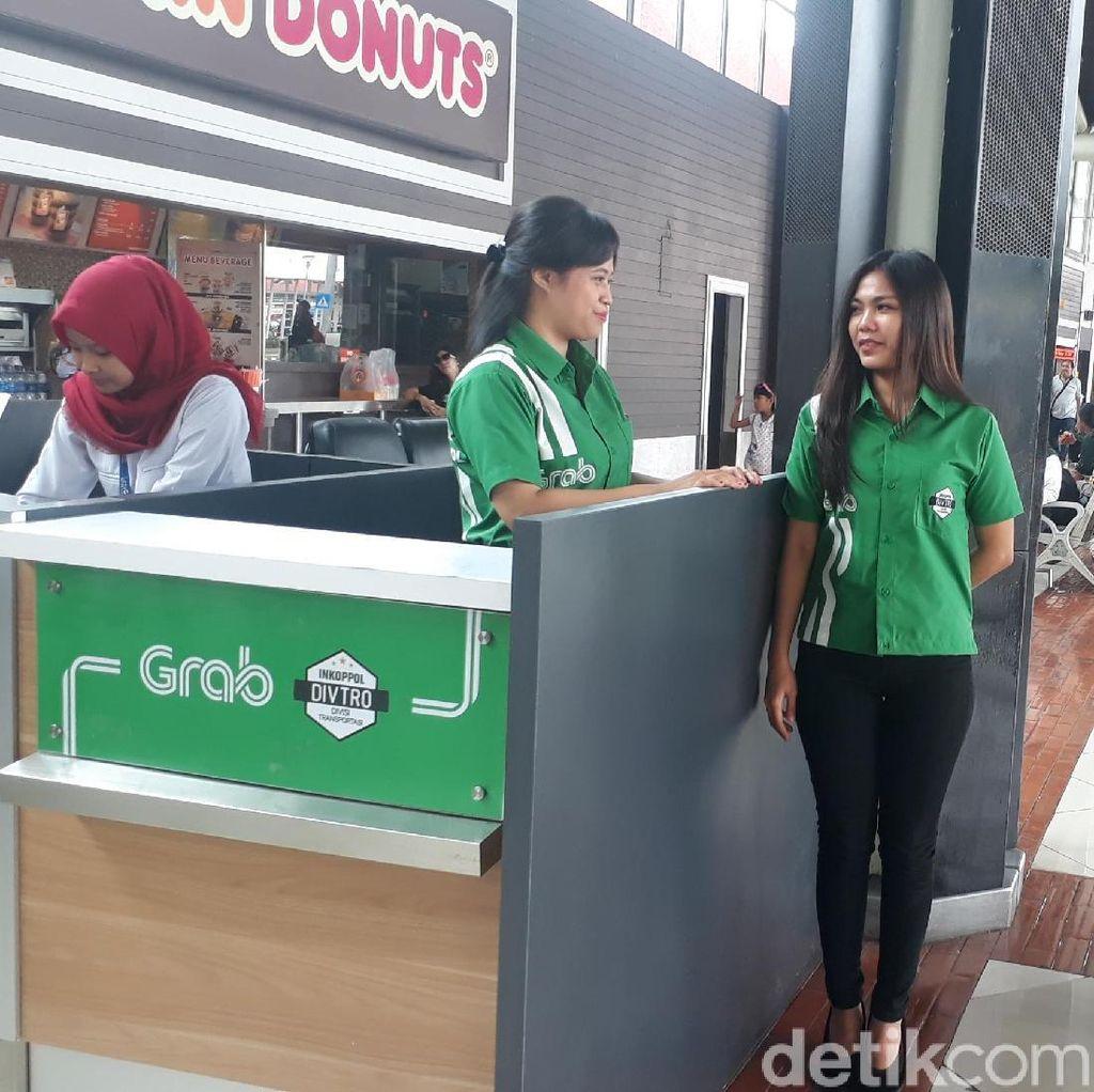 Usai Bandung, GrabCar Incar Bandara di Solo