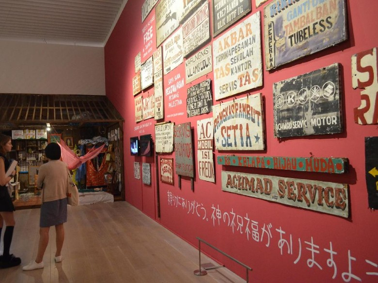 Memaknai Konteks Sejarah pada Tiga Pameran Besar di Jepang
