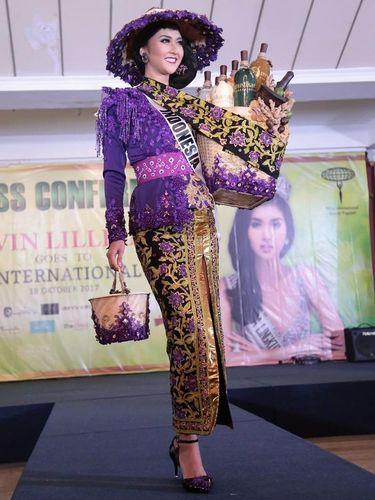 Indonesia Kirim 'Mbok Jamu' untuk Ikut Kontes Kecantikan Internasional