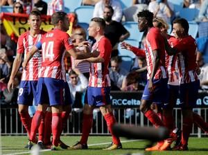 Atletico Akhiri Puasa Kemenangan