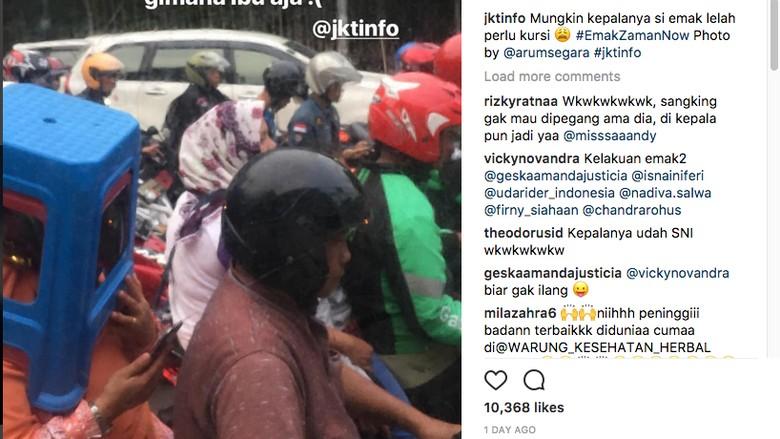 Foto: Instagram/jktinfo