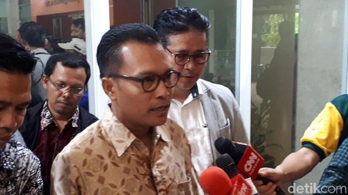 Ketua DPP Gerindra Iwan Sumule (Gibran/detikcom)