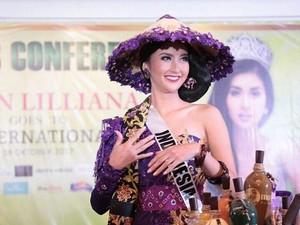 Indonesia Kirim Mbok Jamu Cantik Ikut Kontes Miss International 2017