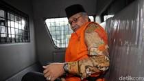 KPK Eksekusi Eks Gubernur Sultra Nur Alam ke Sukamiskin