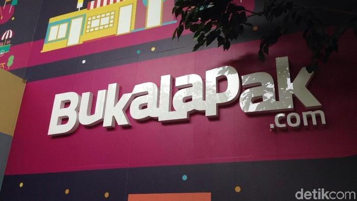ilustrasi Bukalapak. (Foto: detikINET/Agus Tri Haryanto)