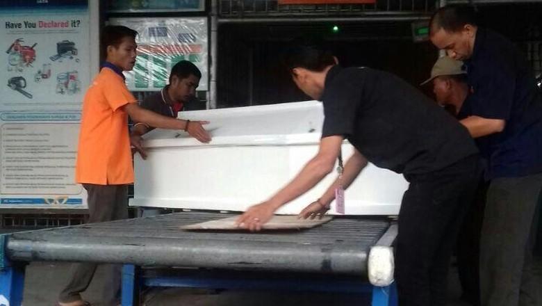 Serda Wowok Gantung Diri di Sisi Kapal Madani Nusantara