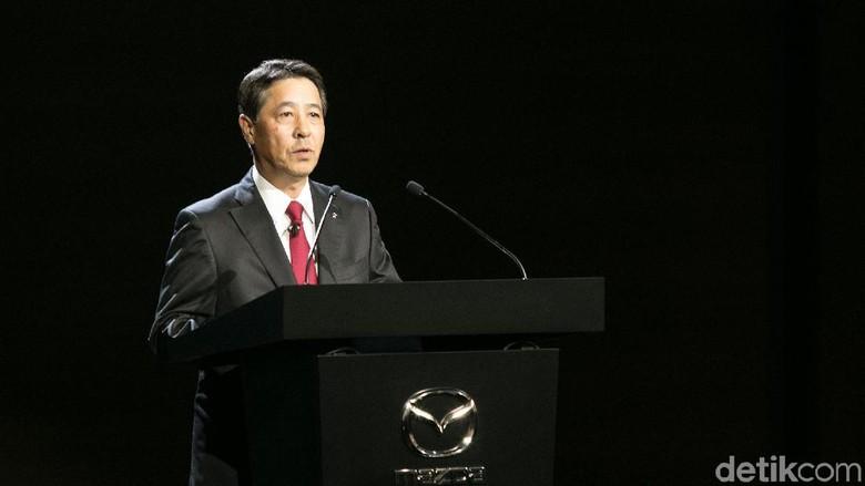 Masamichi Kogai (Foto: Mazda)