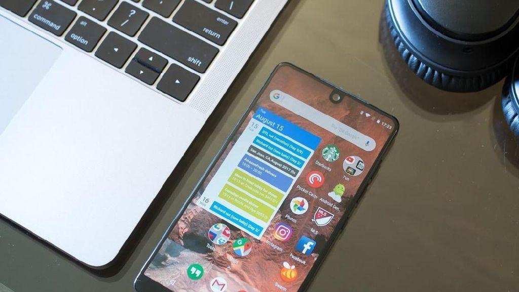 Gagal Total, Bapak Android Jual Diri?