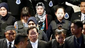 Pembunuhan Kim Jong-Nam, Siti Aisyah Akan Dengar Putusan Besok