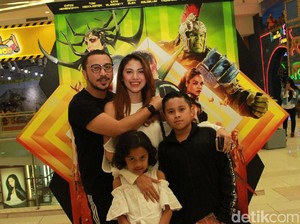 Giring Nidji Bersyukur Istrinya Hamil Anak Keempat