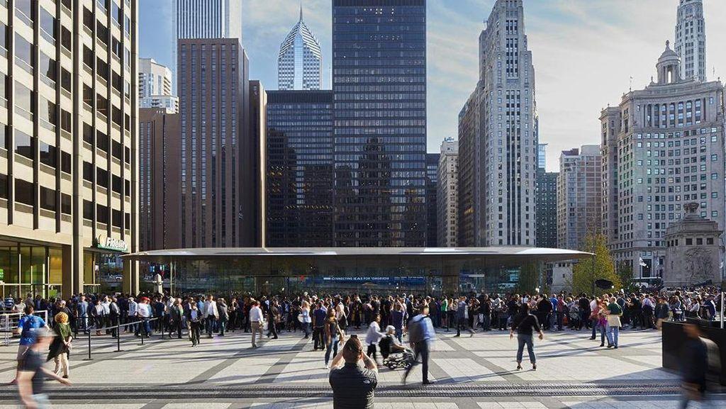 Canggih! Kota Ini Mau Bikin Jalan yang Bisa Cas Mobil Listrik