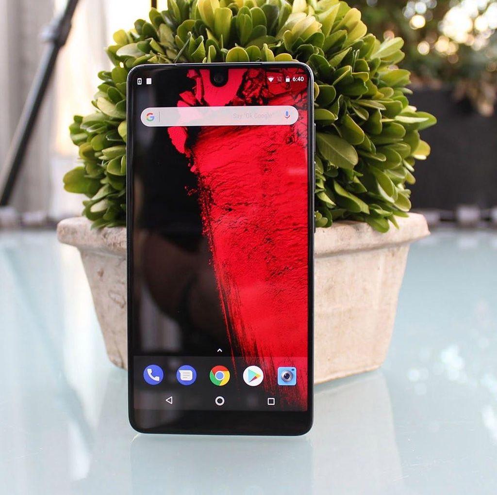 Ponsel Keluaran Bapak Android Gagal Total