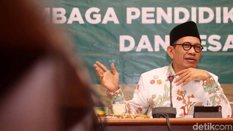 PBNU Senang Yenny Wahid Dukung Jokowi-Maruf Amin