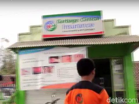 Klinik kesehatan bagi warga kurang mampu/