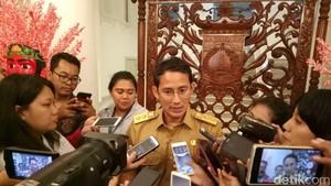 Sandi Prioritaskan KJP Plus hingga DP Rp 0 Masuk APBD 2018