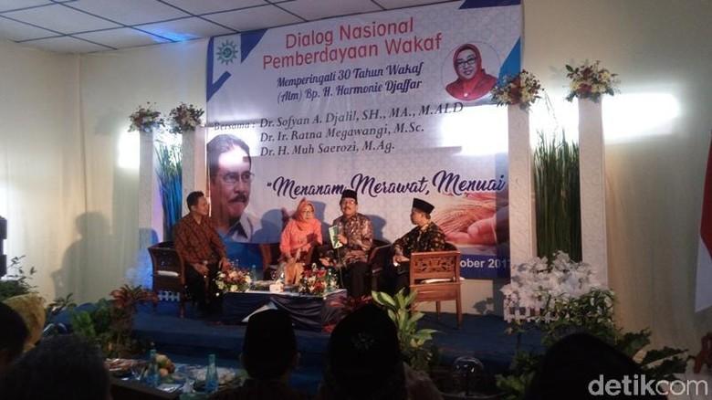 Menteri Agraria Sebut Ada 420.000 Hektar Tanah Wakaf di Indonesia
