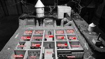 Foto: Replika Bunker Persembunyian Hitler