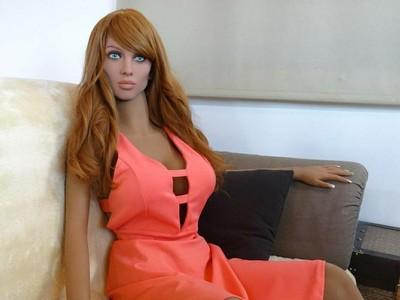Foto Samantha, Robot Seks yang Disebut Akan Bisa Melahirkan