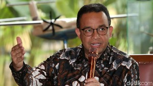 Anies Sebut RAPBD 2018 Masih Dikoreksi, Paripurna DPRD Ditunda