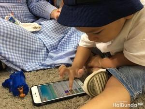 Ini Dampaknya Jika Kita Tenangkan Anak Pakai Gadget