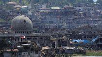 Filipina Tangkap Militan Pro-ISIS Pembunuh Warga Sipil di Marawi