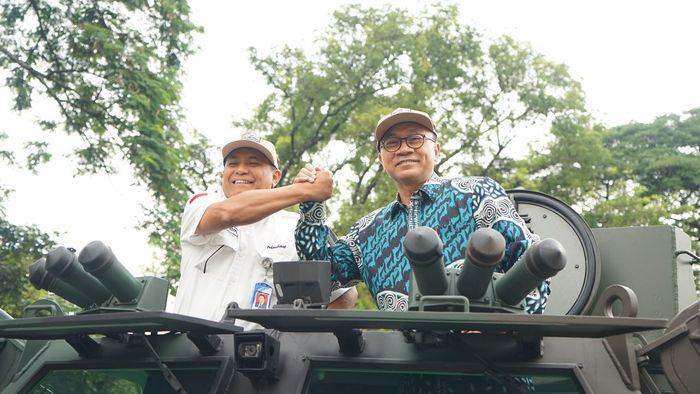 Foto: Ketua MPR Zulkifli Hasan (Dok. MPR)