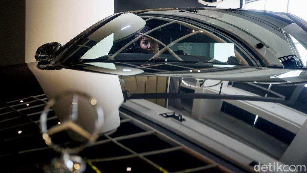 30 Unit Mobil Mejeng di Mercedez-Benz Star Expo 2017