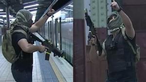 Berpakaian Ala Palestina di Latihan Teror, Polisi Australia Minta Maaf