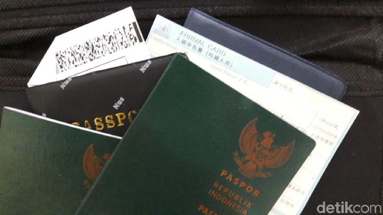 foto paspor wni