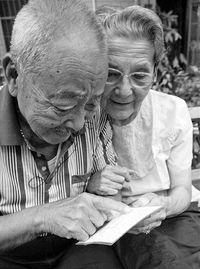 Kisah Romantis Pasangan yang Akhirnya Menikah Setelah 55 Tahun Terpisah