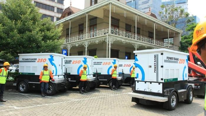 Power Bank Express Power Service