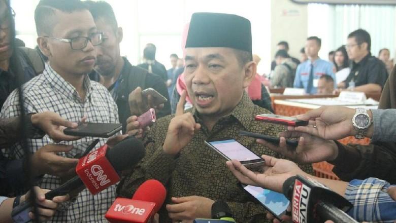 F-PKS DPR Bersyukur Pengesahan RUU P-KS Ditunda