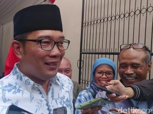 Lega Dapat Tiket Pilgub, Ridwan Kamil: Kegalauan Sudah Hilang