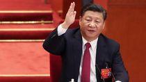 Usai Bahas Corona dengan Partai Komunis, Xi Jinping: Situasi China Serius