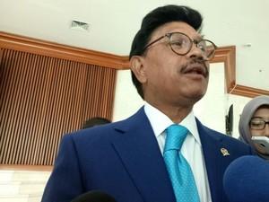 Ketua NasDem di Gorontalo Dilaporkan ke DPP Terkait Kasus Sabu