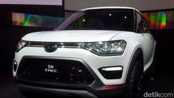 Saingi Ignis, Akankah Daihatsu DN Trec Dirilis di Indonesia?