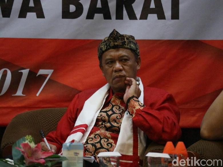 Anton Charliyan Klaim Dapat Dukungan dari PDIP di Pilgub Jabar