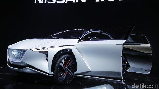 Tampangnya bukan seperti Nissan IMx